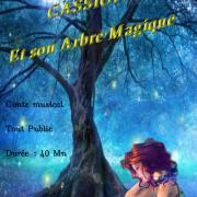 Affiche cassiopee et son arbre magique
