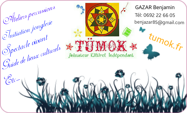 Carte de visite tumok